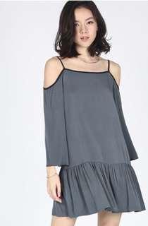 Love Bonito Aldana Off Shoulder Dress Size M