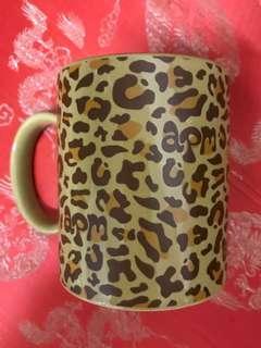 特色豹紋杯 leopard cup