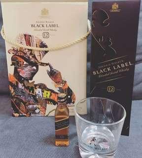 Johnnie Walker Black Label 贈品禮盒裝