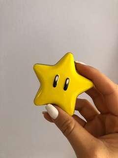 Super Mario Star Container