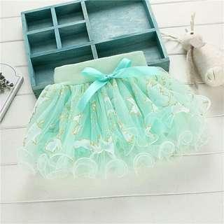 🚚 children skirt Baby tutu skirt tulle puffy skirts toddler/infant short cake skirt children