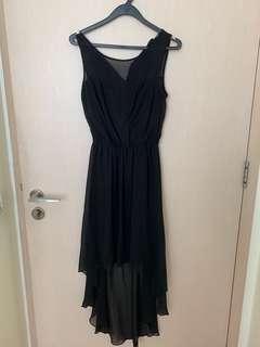Pre Loved New Look Long back dress