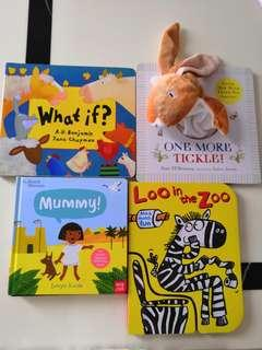 Board books bundle