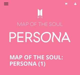 [WTB] BTS MAP of the Soul Album Sealed