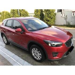 DEC2015 Mazda CX-5 2.5 (A)