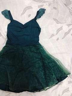 Emerald Dress #makespaceforlove