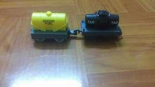 SODOR FUEL & TAR Tank Thomas & Friends
