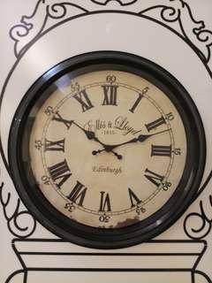 掛牆鐘 Wall Clock