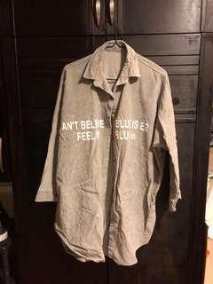 🚚 韓風襯衫外套