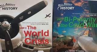 [WTS] HISTORY TEXTBOOKS