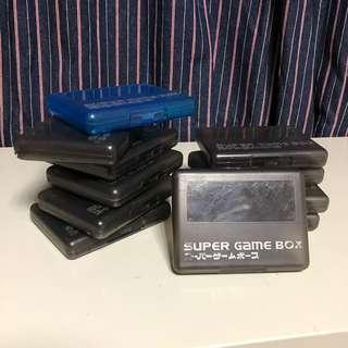 🚚 超級任天堂 SFC 卡帶專用保護盒