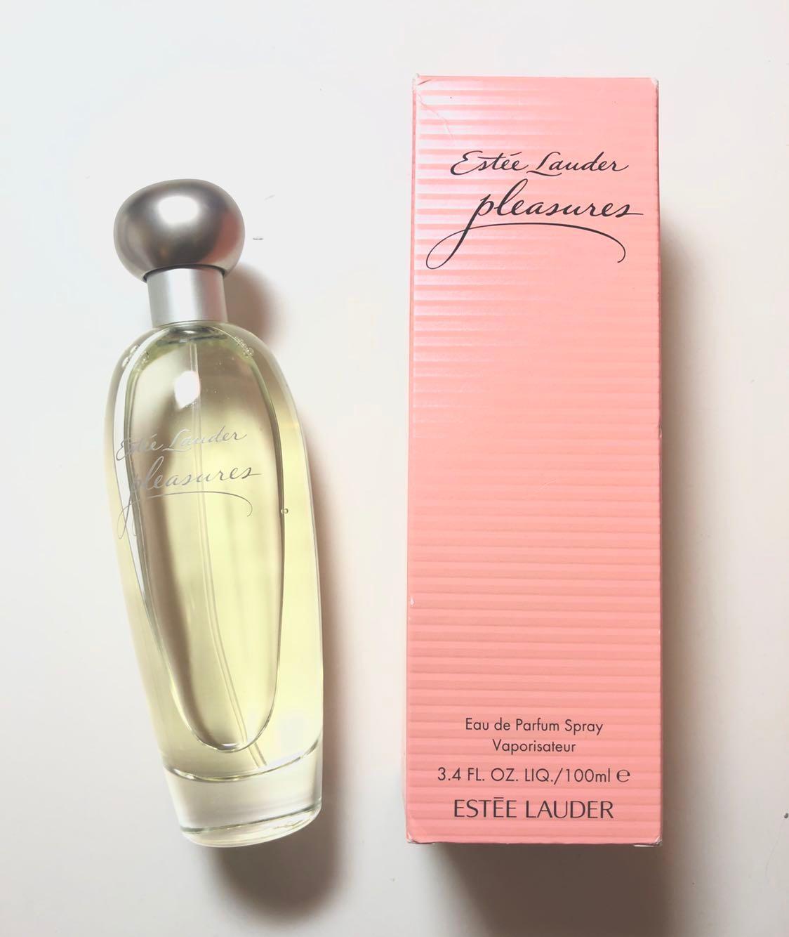 [超香!] Estée Lauder pleasures 香水 100ml