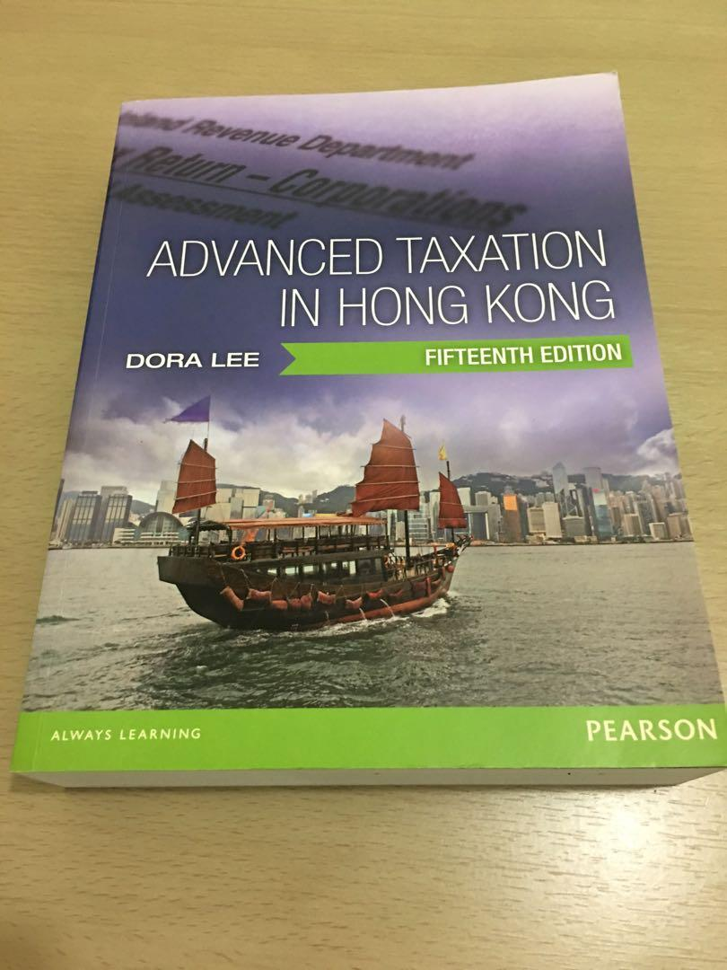 Advanced taxation in Hong Kong
