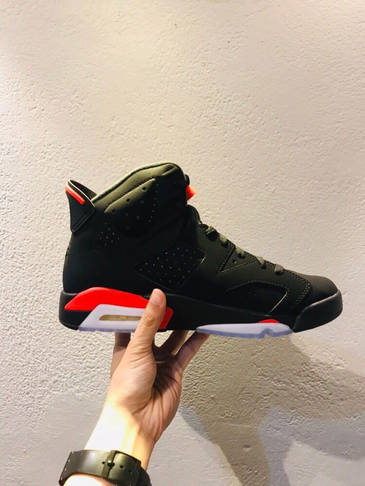 bb153018072e97 Air Jordan 6 infrared 2019