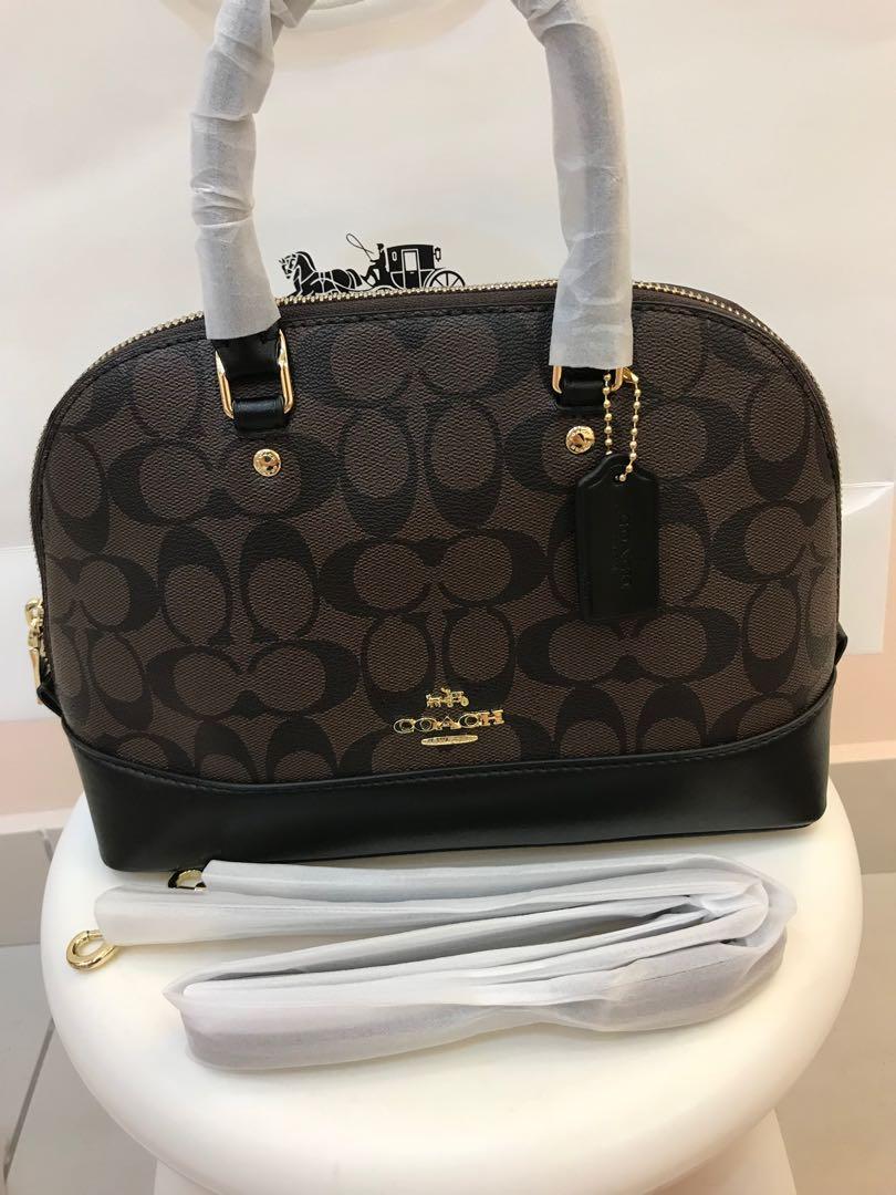 Authentic coach handbag Sierra 58295 ready stock