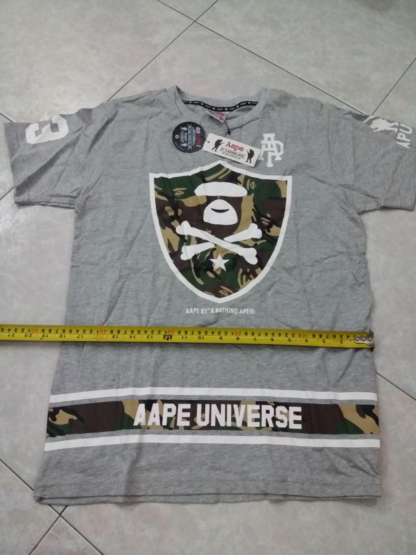dc16ed118db7 Bathing ape aape shark tshirt t-shirt