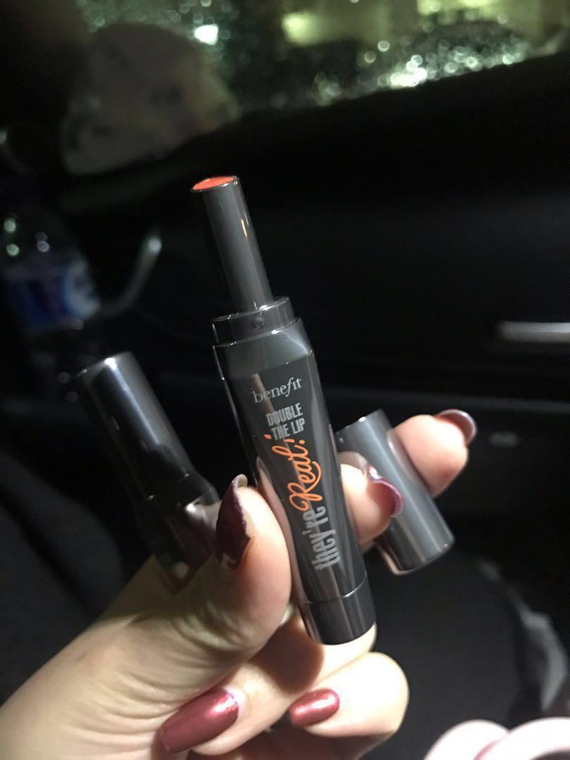 BENEFIT they're real double the lip