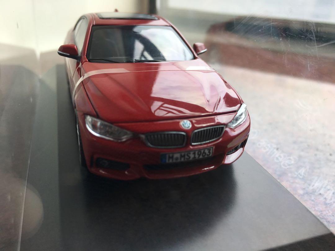 BMW 1/43 汽車模型