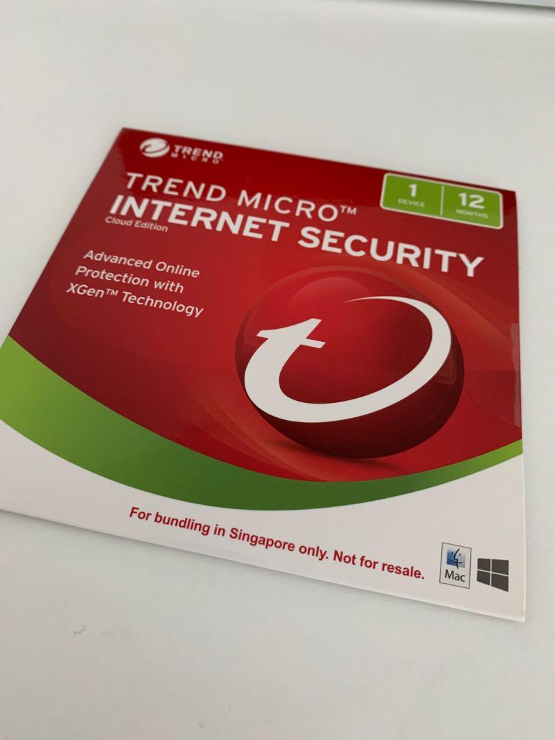 BN TrendMicro Internet Security