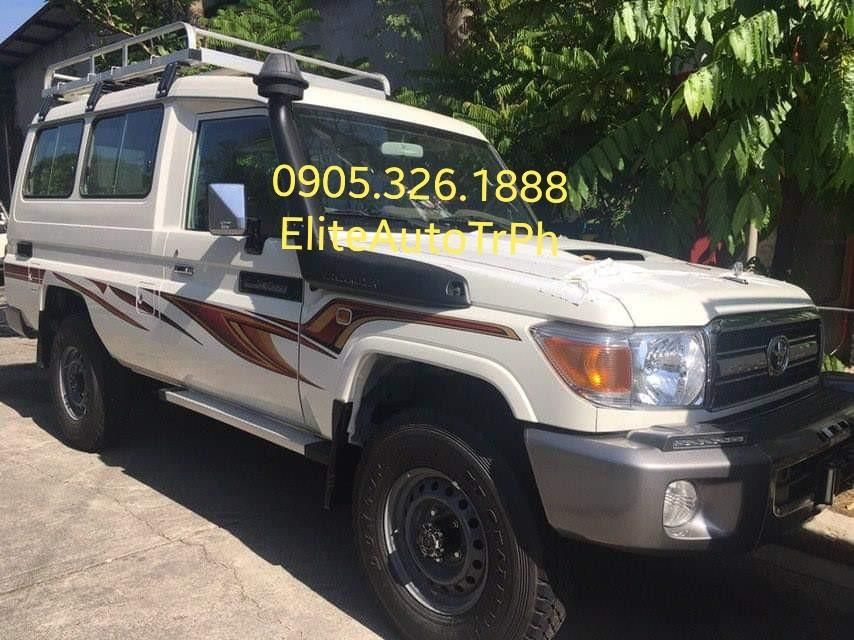 Brand New 2019 Toyota Land Cruiser 70 Series LC78 Troopy LC70 Troop Carrier