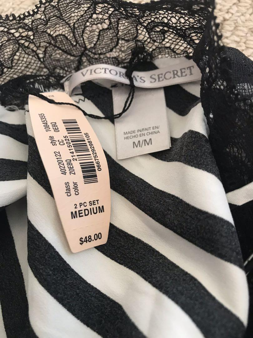 BRAND NEW Victoria's Secret lingerie set
