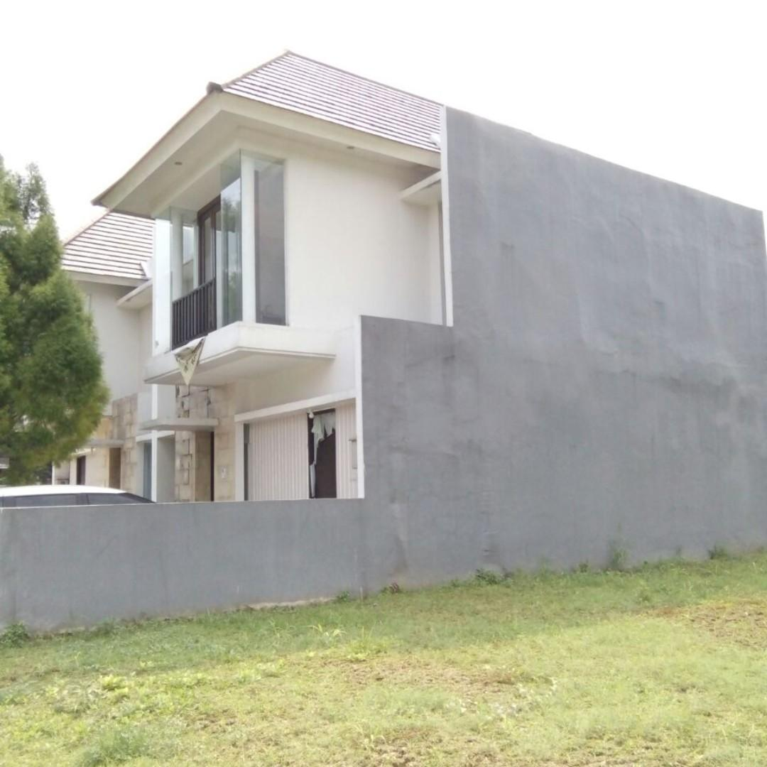 DISEWAKAN Rumah Baru, 2 Lantai, Semi Furnished di Green Andara