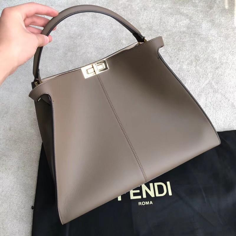 a48e4a0281 Fendi Peekaboo Handbag, Luxury, Bags & Wallets, Handbags on Carousell