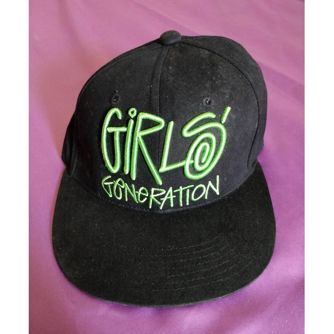 Girls' Generation Love & Peace Japan 3rd Tour 2014 SNSD x STUSSY Caps (Both)