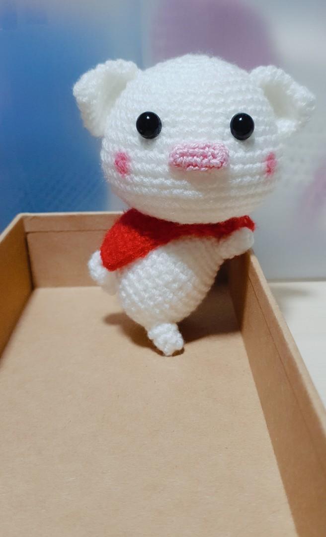 Baby Knitting Patterns Pablo The Romantic Pig Amigurumi Pattern...   1080x656
