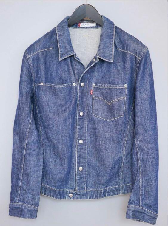 Levis Engineered Denim Jacket