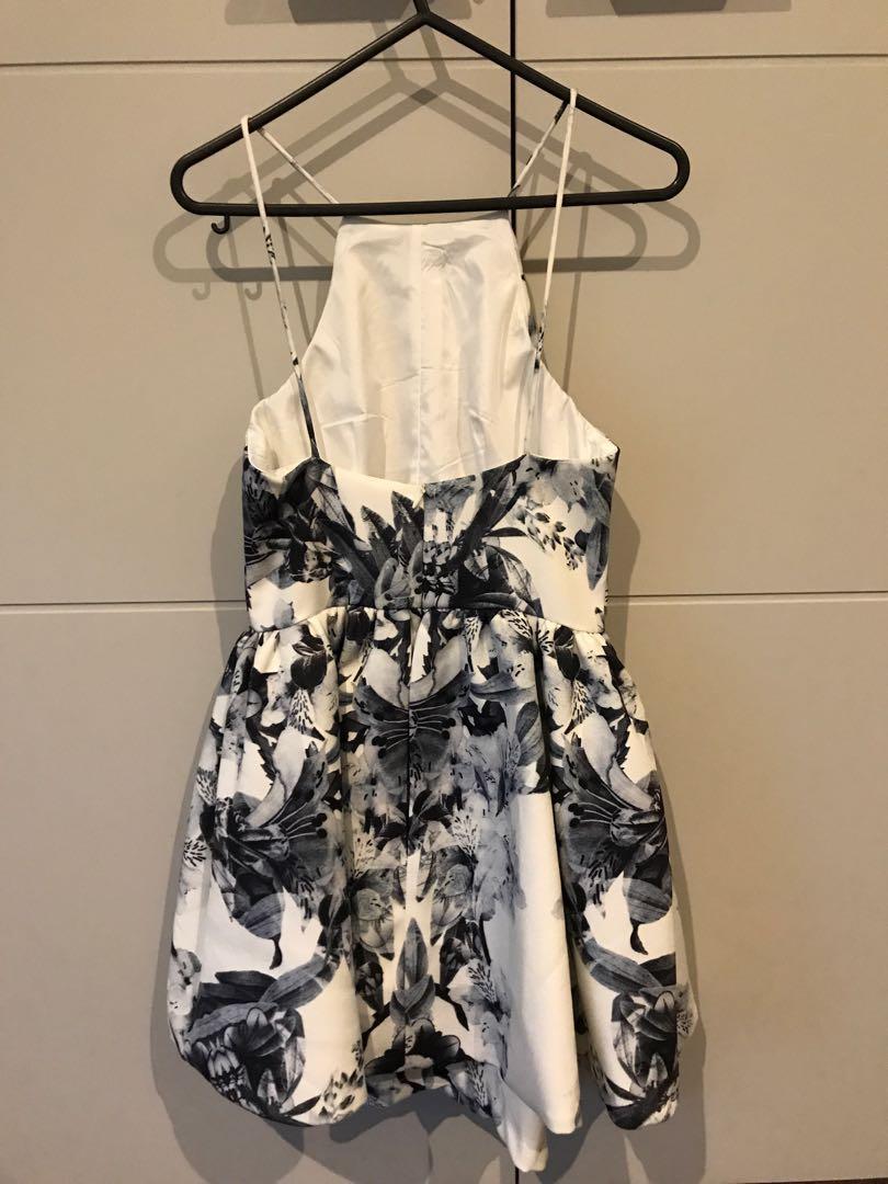 Like New - floral dress