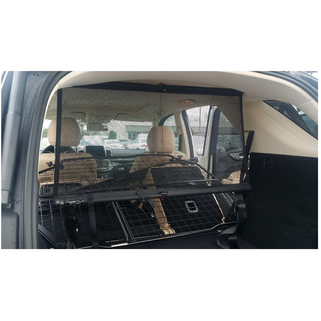 Mercedes Benz Cargo Net Divider Car Accessories Accessories On Carousell