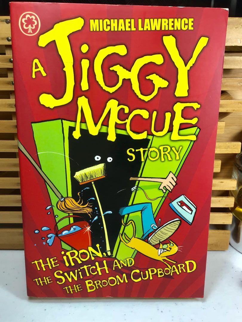 Michael Lawrence Jiggy McCue #9 The Iron, the Switch and..