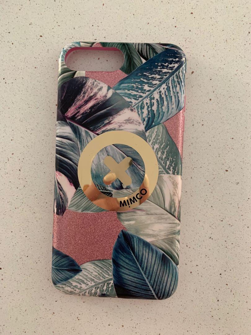 the best attitude 4d98b f6b4b Mimco case for iPhone 6/7/8 Plus, Electronics, Mobile & Tablet ...