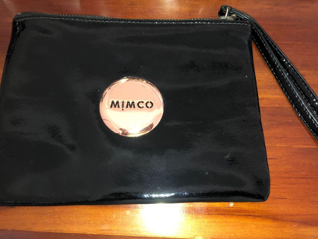 MIMCO medium size pouch.