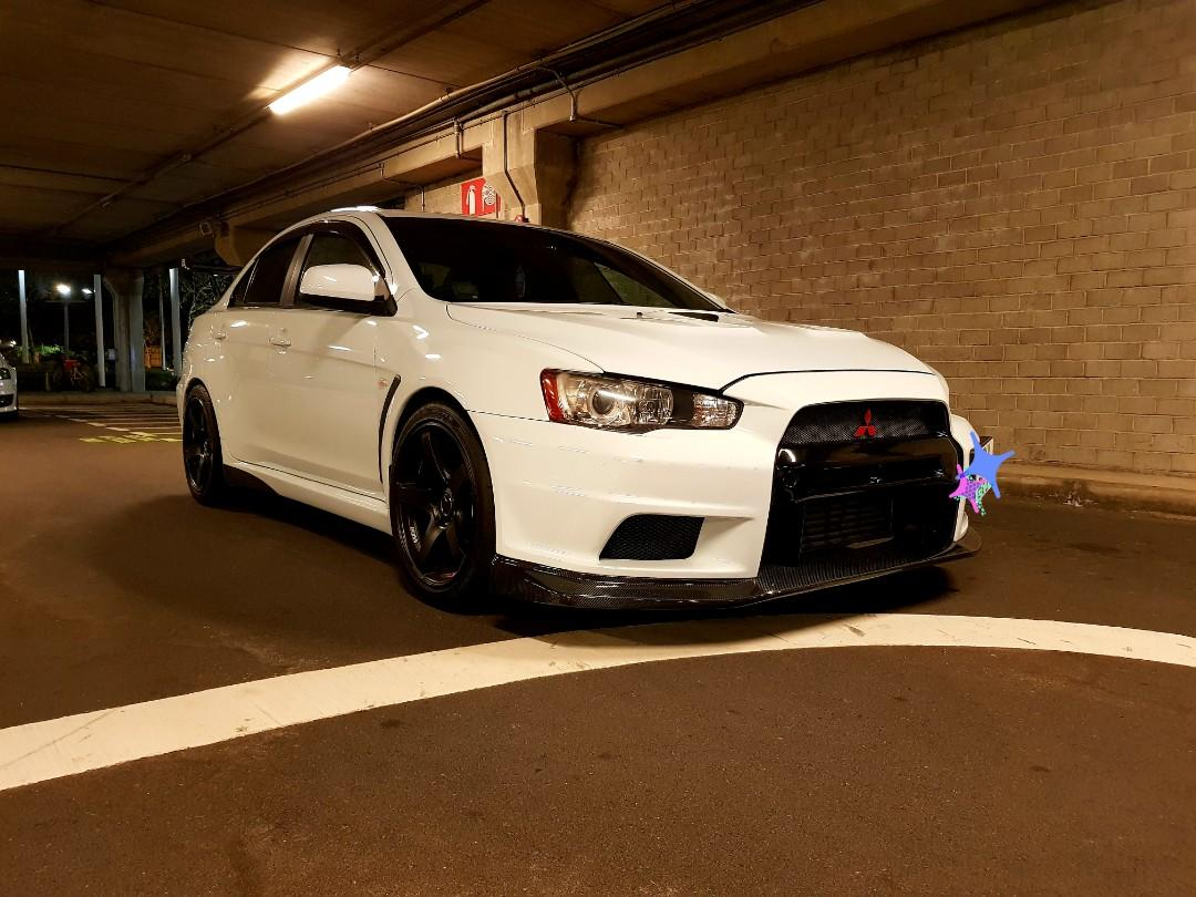 Mitsubishi Lancer Evolution X Gsr Premium Package Manual Cars Used Cars On Carousell