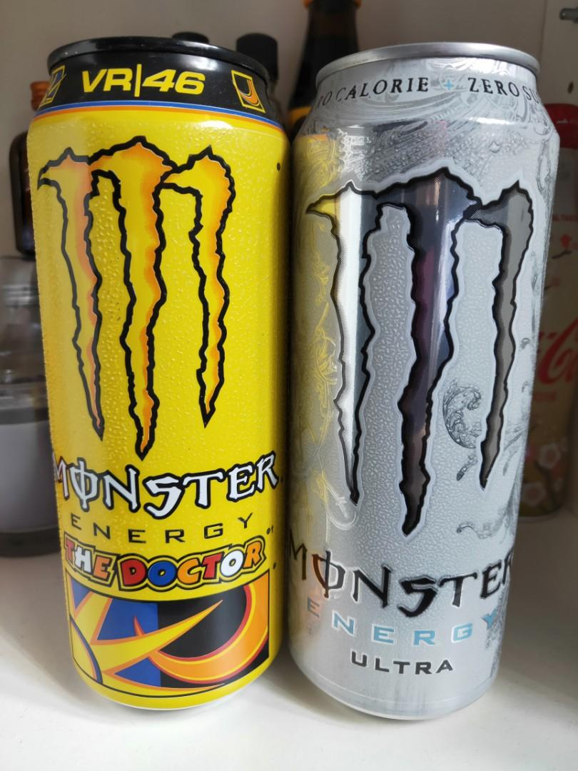 Monster Energy Drinks Series for collectors!, Food & Drinks
