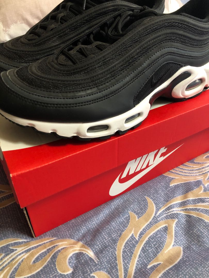 881620f164 Nike Air Max Plus 97, Men's Fashion, Footwear, Sneakers on Carousell