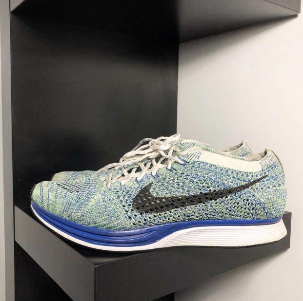 Nike Green Flyknits