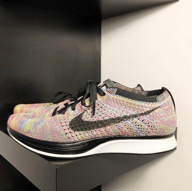 Nike Multicolour Flyknits