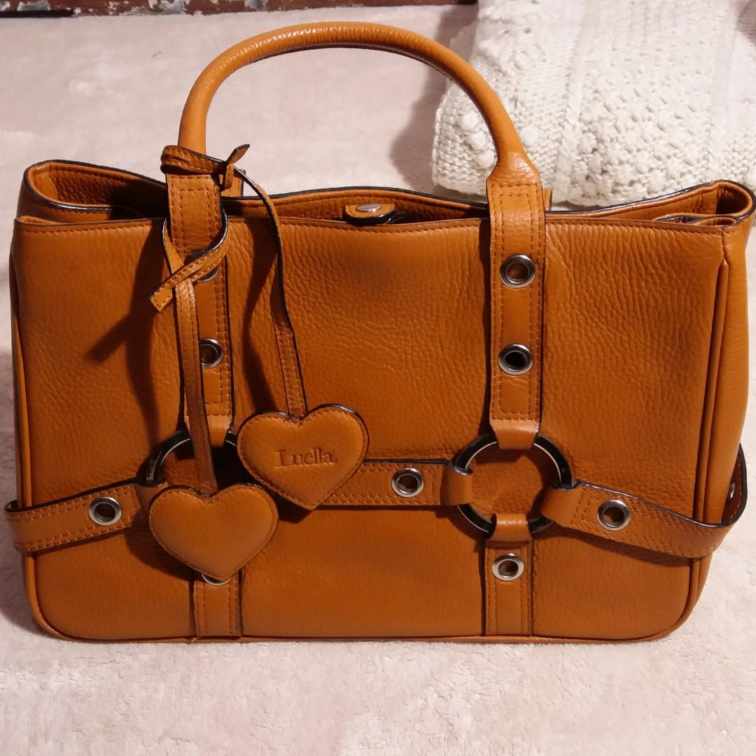 Original Luella Bag (100% Genuine Leather)