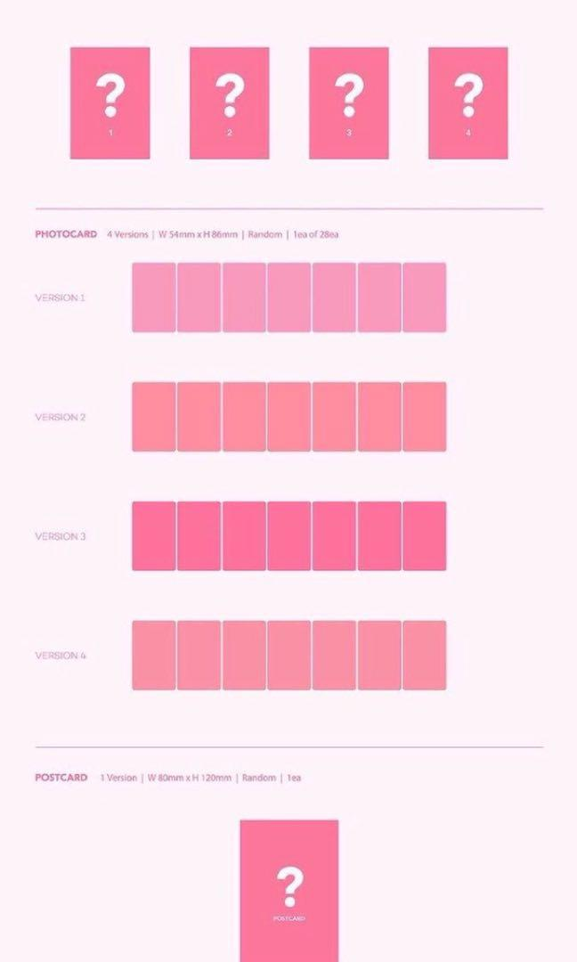 PRE ORDER #BTS 'MAP OF THE SOUL : PERSONA' + limited poster *choose version