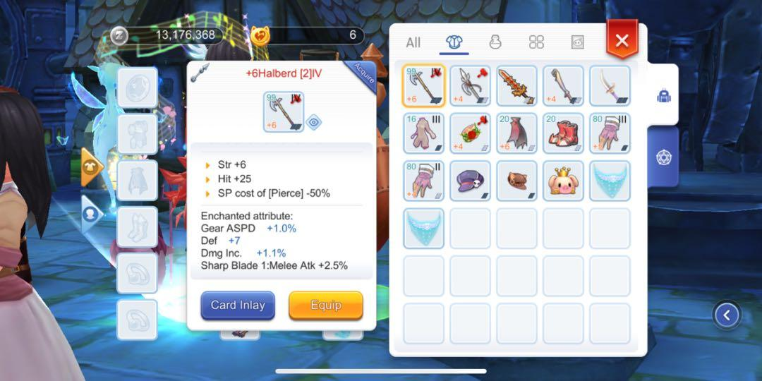 Ragnarok Mobile Lord Knight, Toys & Games, Video Gaming