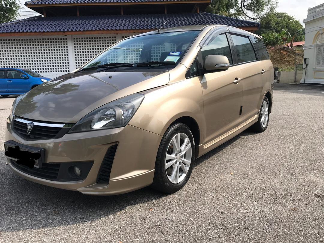 Rent a car in Johor , Malaysia . Starex, Exora, Civic.