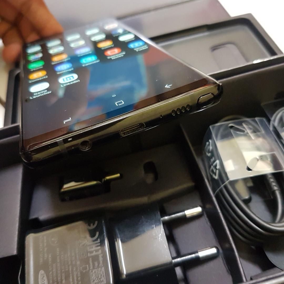 Samsung note 8 dual 64gb resmi ex sein