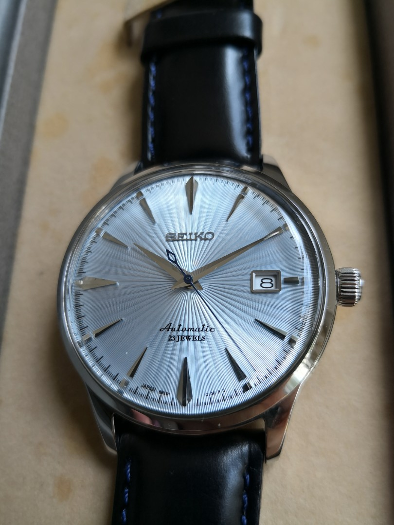 new style 2bf0c b9868 SEIKO COCKTAIL TIME SARB065 JAPAN MADE - CLEARANCE!