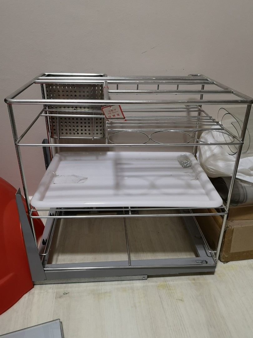 Stainless Steel Cabinet Rack For Sale Home Appliances Kitchenware