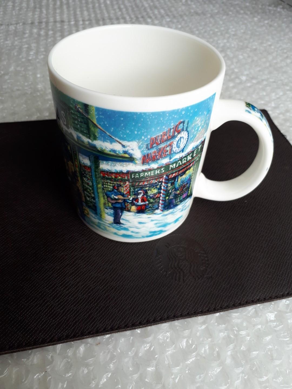 STARBUCKS Mug & Pouch Orig!nal