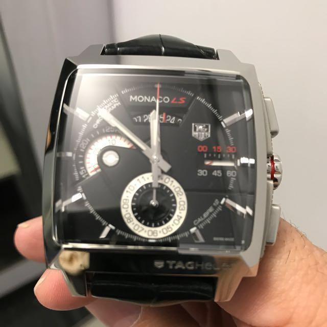 09d3814454d Tag Heuer Monaco LS calibre 12