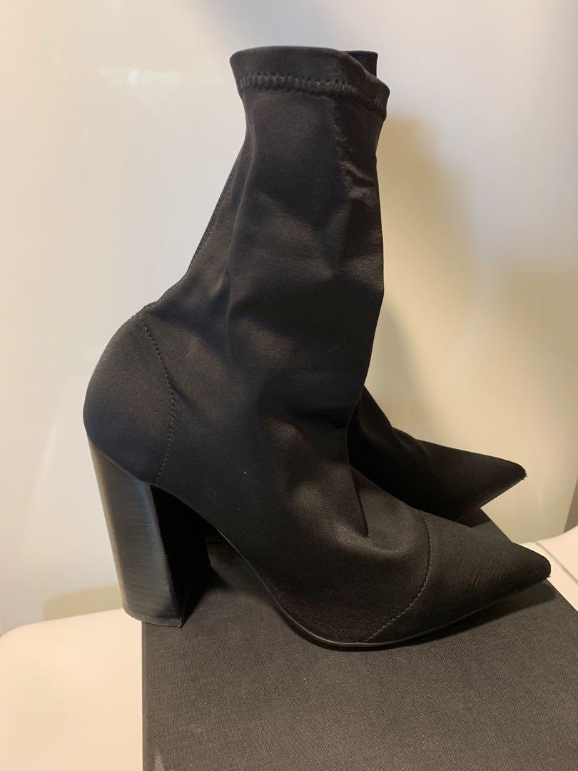 Tony Bianco Diddy Heels Size 8